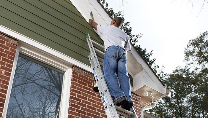 Choosing the Right Kind of Ladder for Home Improvement Projects