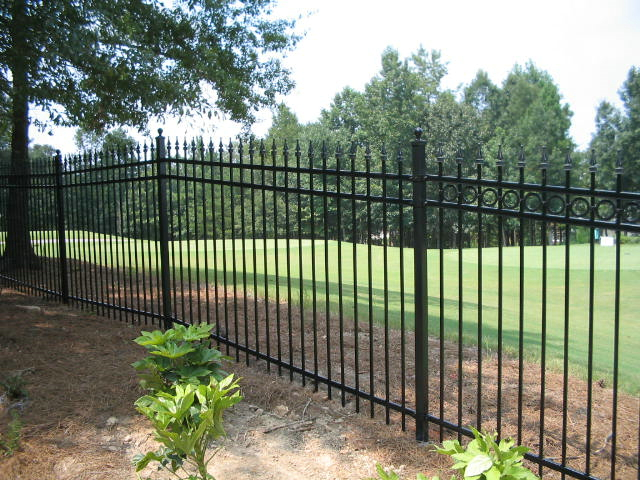 Fences for Decorative and Ornamental Purposes