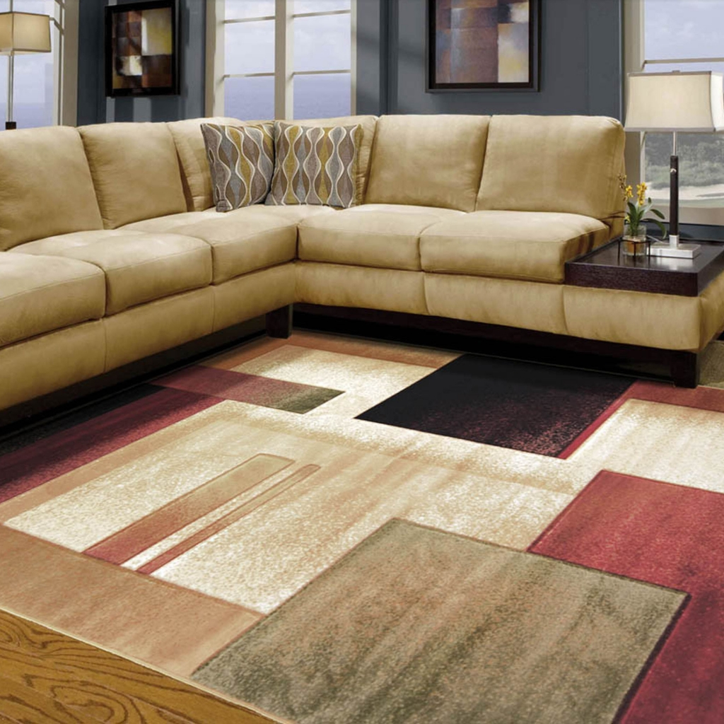Style and Flexibility How Area Rugs Create Upscale Home Environments