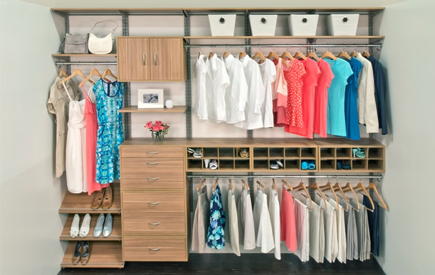 How to organize your bedroom closet for How to organize your closets