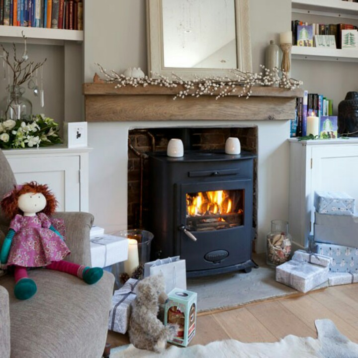 How Can You Make Sure That Your Fireplace Looks Presentable?