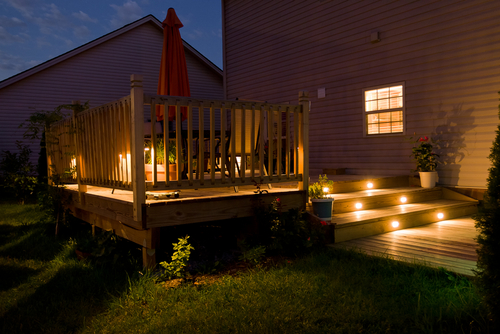 The Best Options For Optimal Deck Lighting