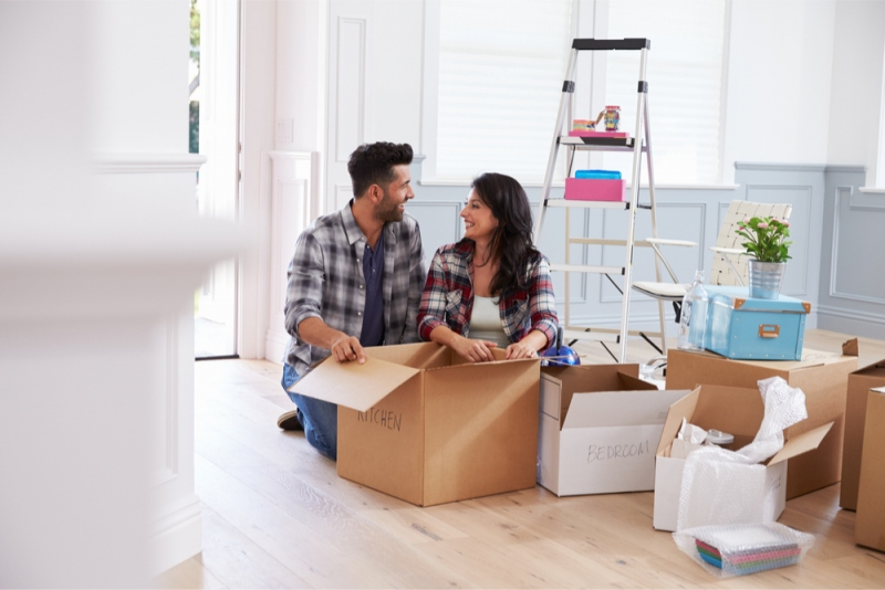 Important Things To Do When Unpacking In Your New Home