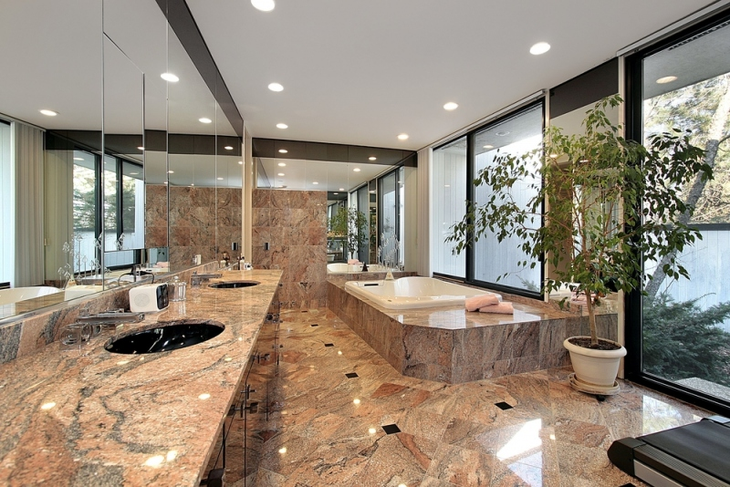 Reasons Why Marble Flooring Is Perfect For Your Bathrooms