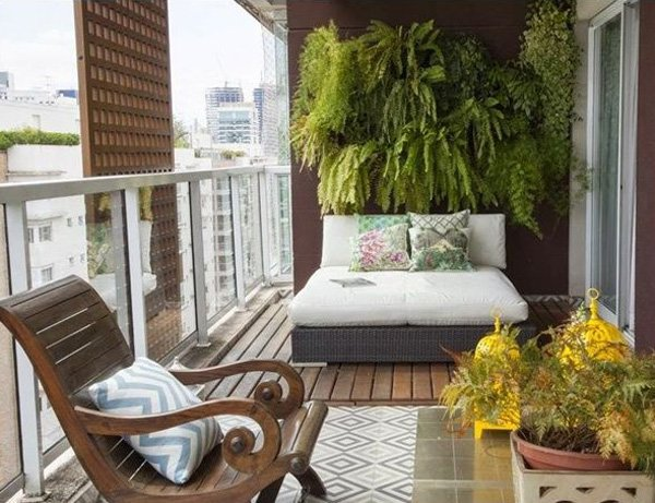 Ways To Reuse Your Small Balcony