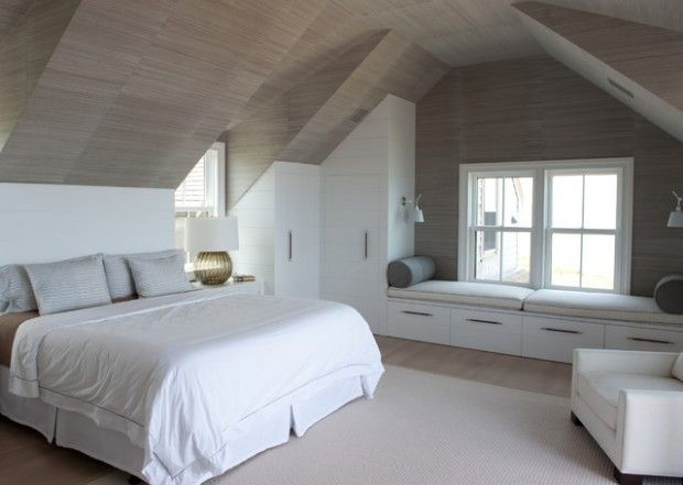 Converting An Attic To A Bedroom