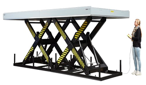 Different Shapes and Kinds of Lift Tables