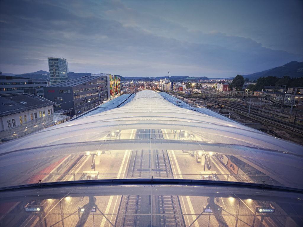 Tensile Fabric Structures and ETFE