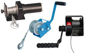 Hiring a Winch: What You Should Know