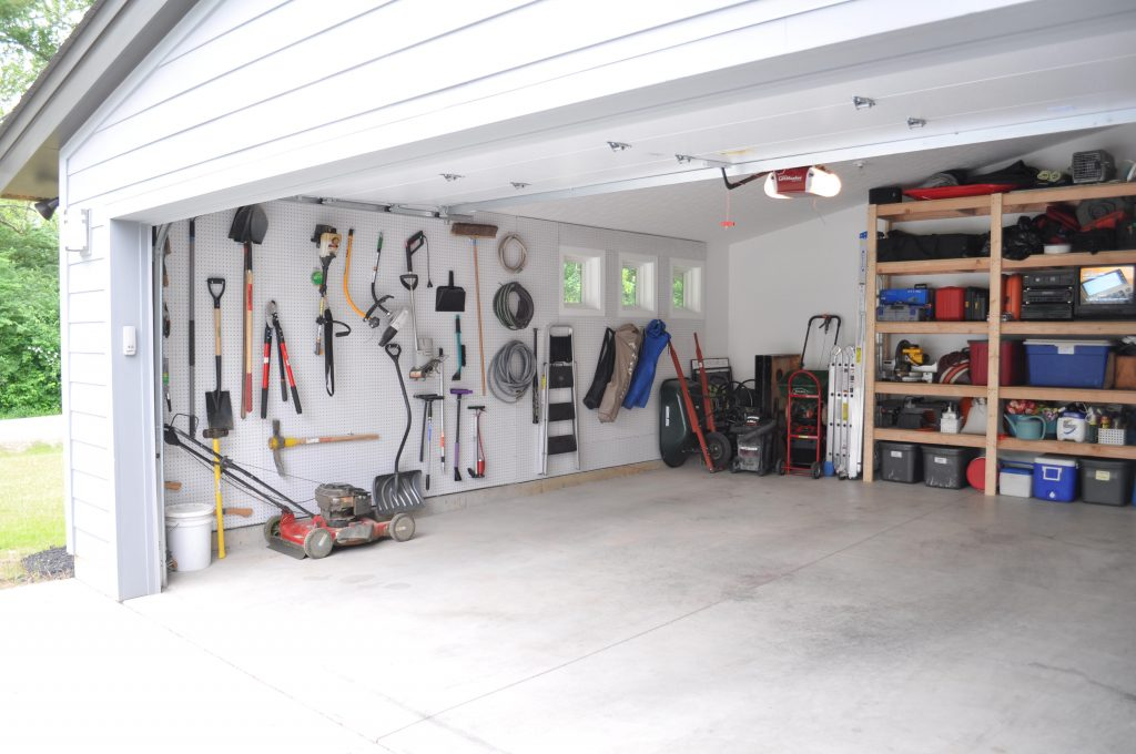 Smart Ways To Organise Your Garage
