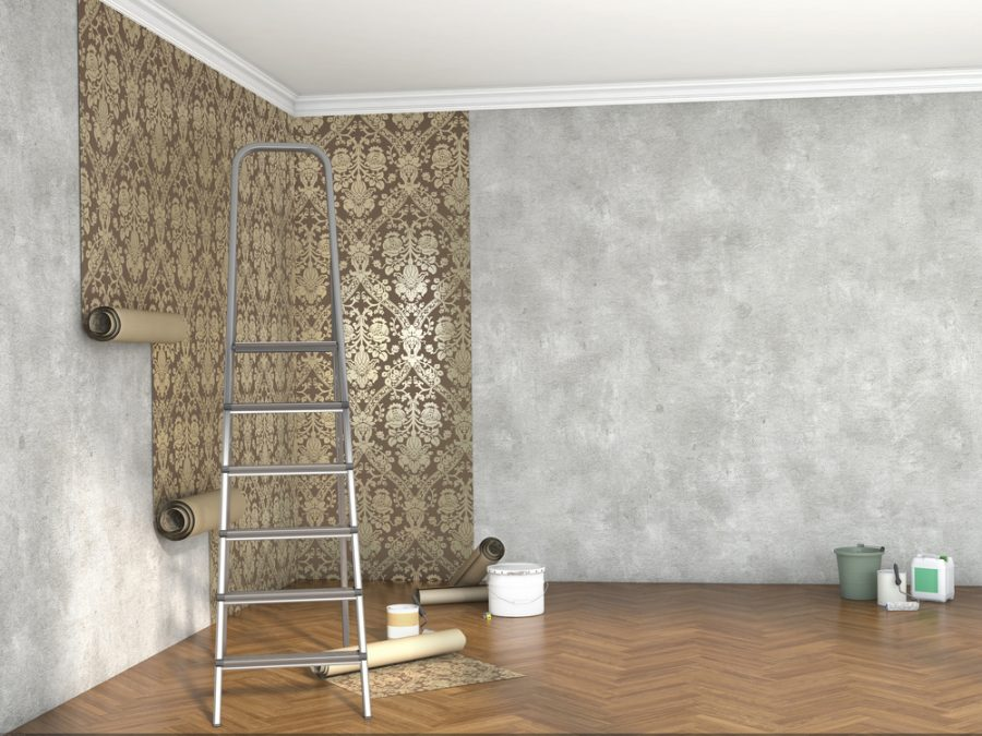 How To Hang Wallpaper On Your Wall Effectively